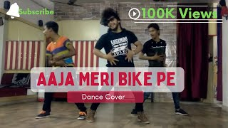 AAJA MERI BIKE PE-|Tonny Kakkar|Dance Choreography|
