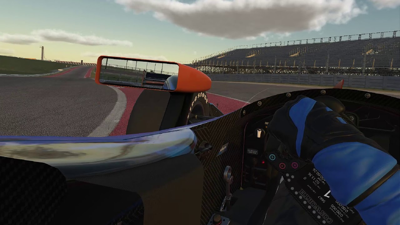 iRacing | Skippy @ Okayama | Full race using Crew Chief by