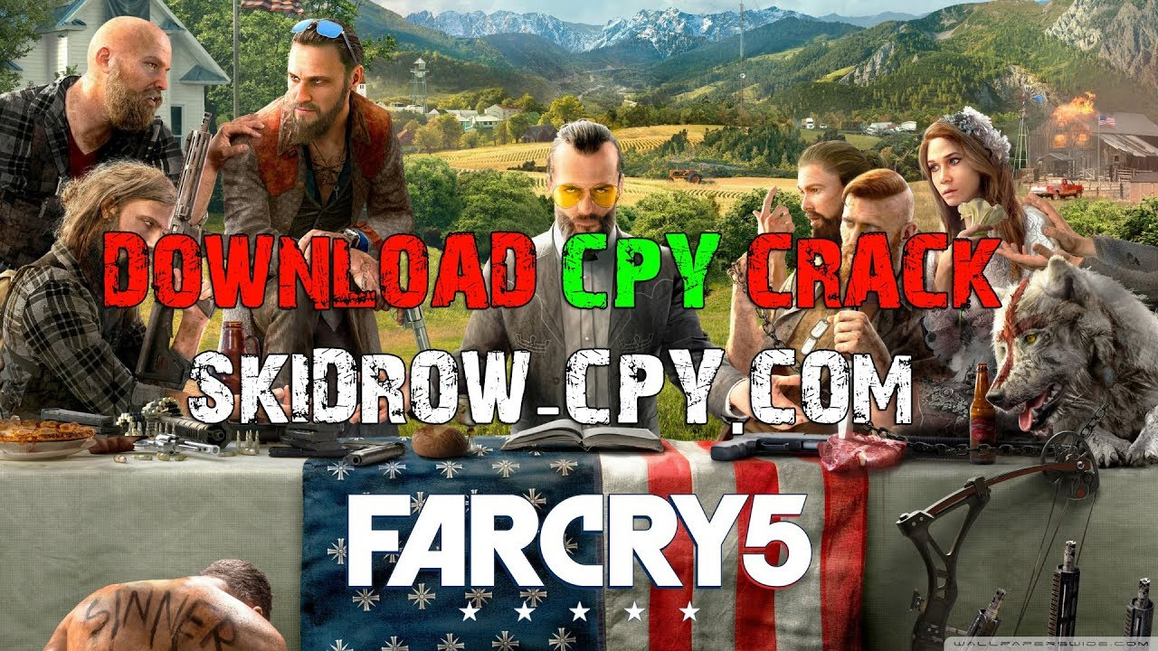 far cry 5 cpy torrent