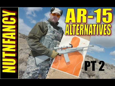 AR-15 Alternatives We Like...And Some We Don't, Pt 2