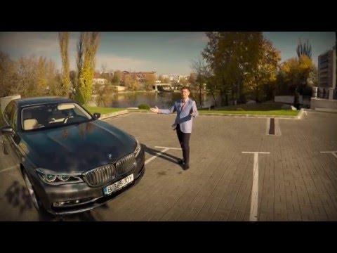 2015 BMW seria 7 / BMW 7 series