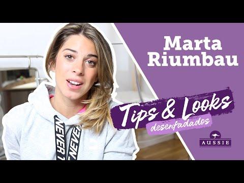 3 peinados para el gym | Marta Riumbau ♡ Aussie Hair Spain