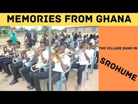 Srohume Brass Band (Ghana) 2016