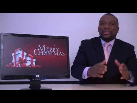 Tyrone Wishes Charles Merry Christmas In Carlifonia