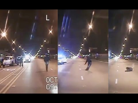 Chicago Cop Charged With Murder After Shooting Footage Released