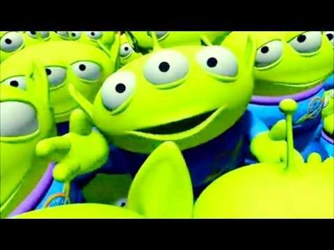 Les aliens de toy story youtube - Le cochon de toy story ...