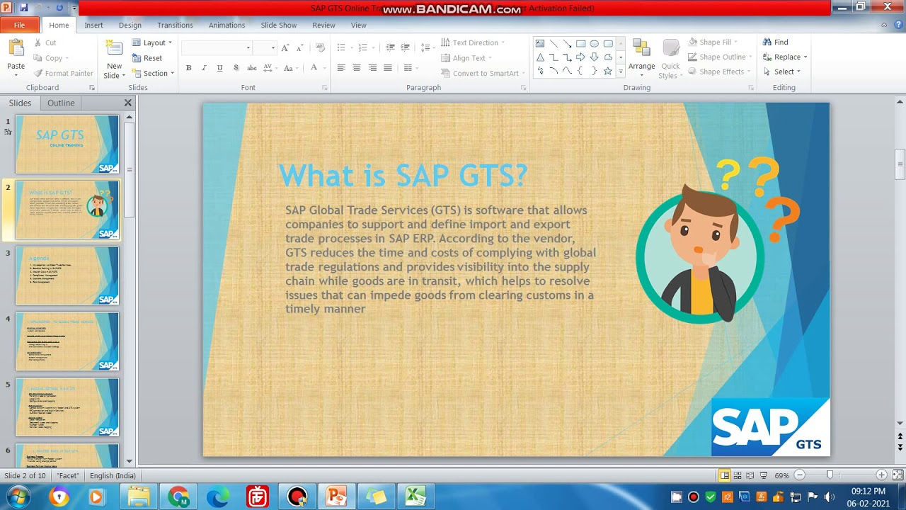 Download SAP GTS   Demo 1   A simple overview