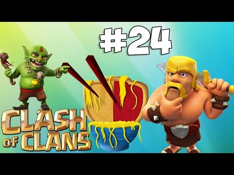 Clash Of Clans : Level 3 Dragon! - Ep 24