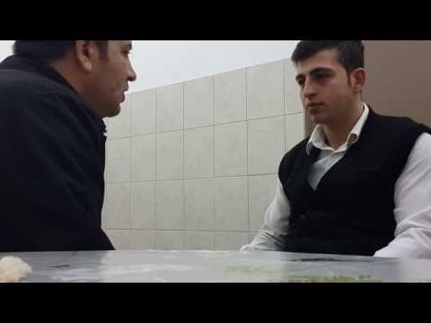 Bedendeki Cinle Konuşma Müslüman Olup Gidiyor Hasan Karabacak