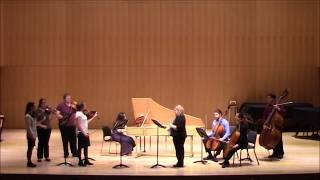 J. S. Bach | Brandenburg Concerto no. 5, BWV 1050 | 3rd Movement