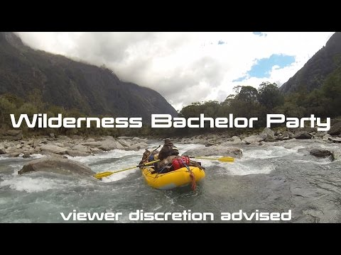 Wilderness Hunting Bachelor Party New Zealand