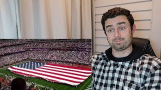 Rugby Fan Reacts to American Football Fans vs European Football Fans! Who won?