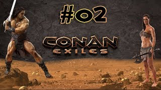 Conan Exiles #02 - FR - Gameplay by Néo 2.0