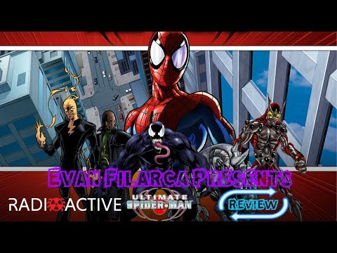 Radioactive   Ultimate SpiderMan  Bringing the Comic to Life