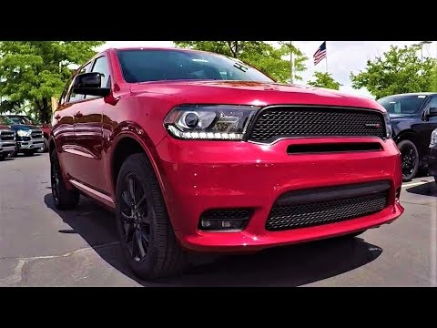 2019 Dodge Durango GT: SRT Looks With A V6 Engine!