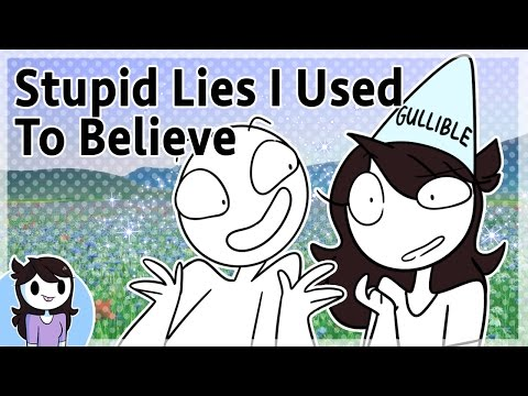 Thumbnail: Stupid Lies I Believed for Way Too Long
