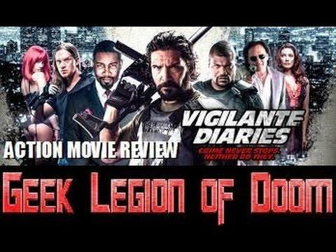 VIGILANTE DIARIES ( 2016 Michael Jai White ) Action Movie Review