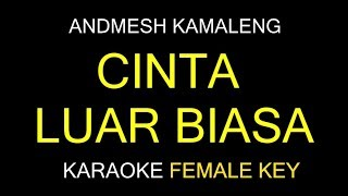 cinta-luar-biasa---andmesh-kamaleng-female-key
