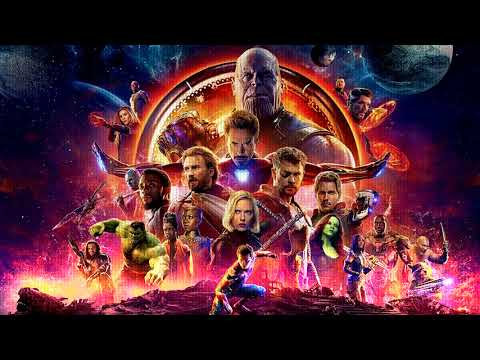Avengers Infinity War Guardians of the Galaxy Song