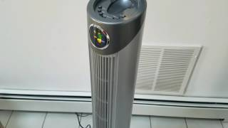 Ozeri Tower Fan Review
