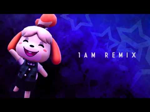 Animal Crossing New Leaf - 1AM - Remix