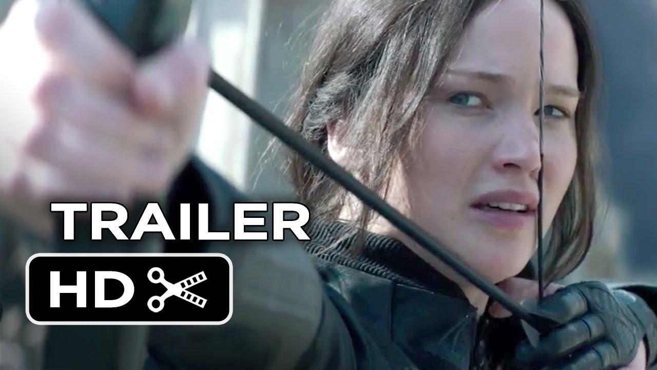 Download The Hunger Games: Mockingjay - Part 1 Trailer 1 (2014) - Josh Hutcherson Sequel HD