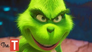 Dark Secrets About The Grinch New Movie