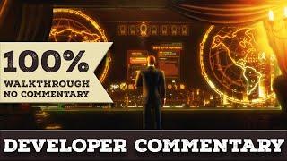 Deus Ex: Human Revolution Director's Cut ALL DEVELOPER COMMENTARY