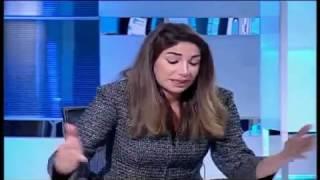 بالفيديو - ديما صادق تبكي على الهواء