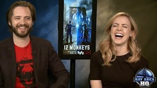 www.bayareahq.com - Watch our fun chat with Aaron Stanford and Aman...