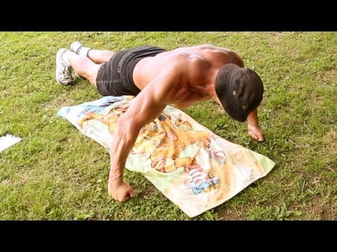 Get Boot Camp Ready - Scooby's Home Workouts