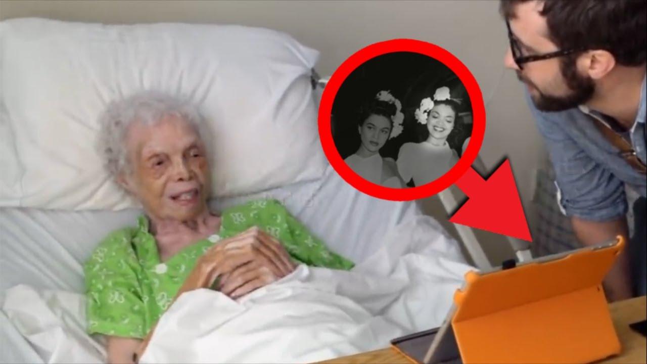 Pernah Jadi Penari SEXY Nenek 102 Tahun ini Akhirnya Bisa  Lihat Masa Mudanya Untuk Pertama Kali