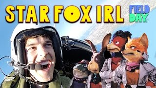 Star Fox in Real Life | MatPat of Game Theory Has A Field Day