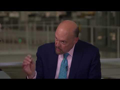 Nvidia CEO: China Tariffs and Mellanox Merger | Mad Money | CNBC