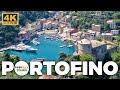 Portofino Walking Tour 2020 4K