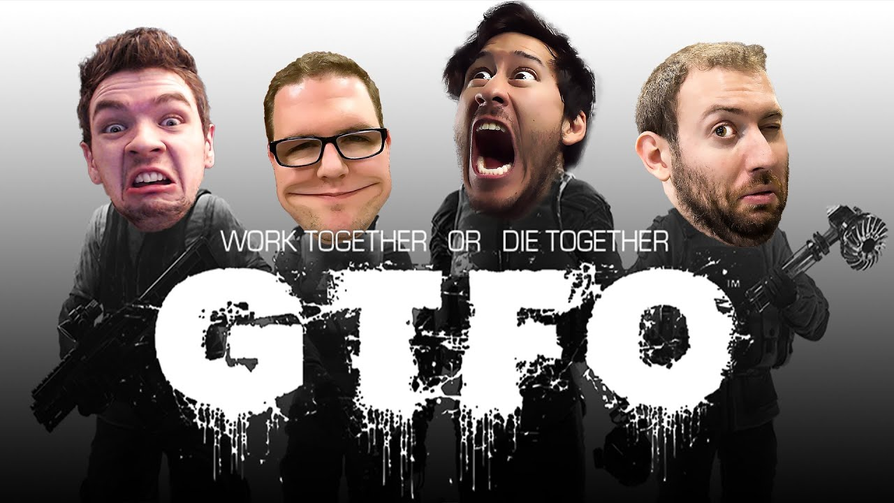 we're not getting out alive... | GTFO Part 1