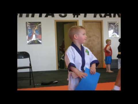 Zach Thomas Black Belt Journey - Wichita Airstrike Martial Arts