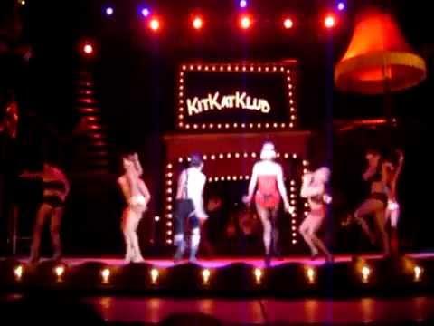 Chantal Andere  Obra de teatro Cabaret Mexico 2006