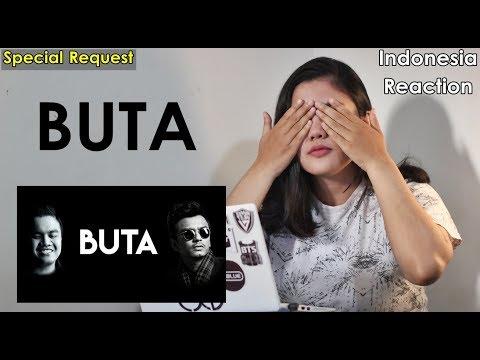 Buta - Caliph Buskers ft. Faizal Tahir MV Reaction Indonesia
