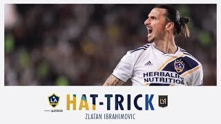 Download Zlatan Ibrahimovic's hat trick vs. LAFC | July 19, 2019 Mp3 and Videos