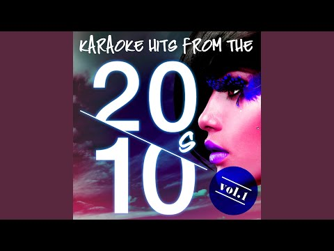Sparks Fly (In The Style Of Taylor Swift) (Karaoke Version)