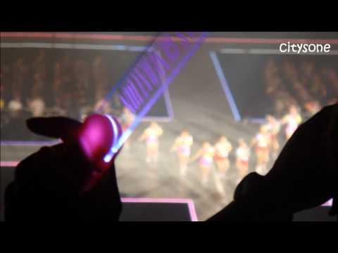 HD [Fancam] 110618 SNSD - Gee