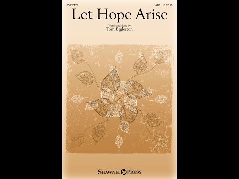 LET HOPE ARISE - Tom Eggleston