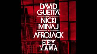 David Guetta Ft Nicki Minaj Hey Mama Afrojack Remix Bass Boosted