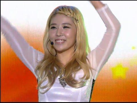 【TVPP】Secret - Starlight Moonlight, 시크릿 - 별빛 달빛 @ Incheon Korean Music Wave