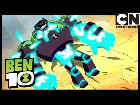 Gwen Is Looking For Aliens! | The Monsters in Your Head | Ben 10 | Cartoon Network