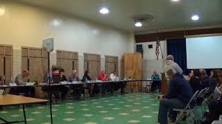Montoursville Area School District Board Meeting 11/14/17 Part II