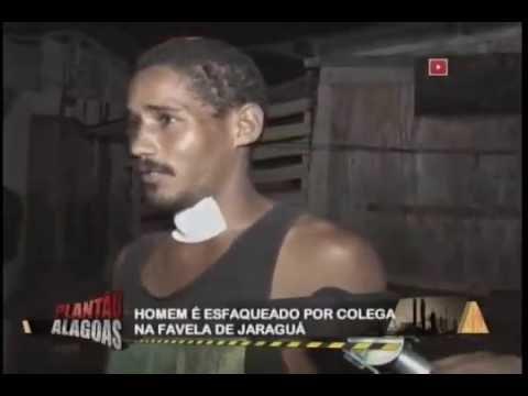 Homem é esfaqueado por colega na favela do Jaraguá