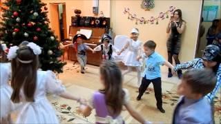 """""""С новым годом!"""" - танец вход"""