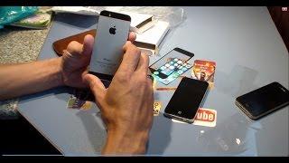 видео Копия айфон 5s алиэкспресс, как найти копию Iphone 5